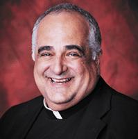 Photo: Rev. Msgr. Sam A. Sirianni, CVCJ Board Member