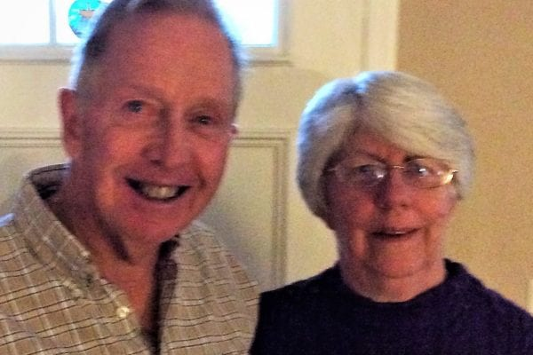 """Service"" is Their Middle Name – Meet Linda and Robert Horn"