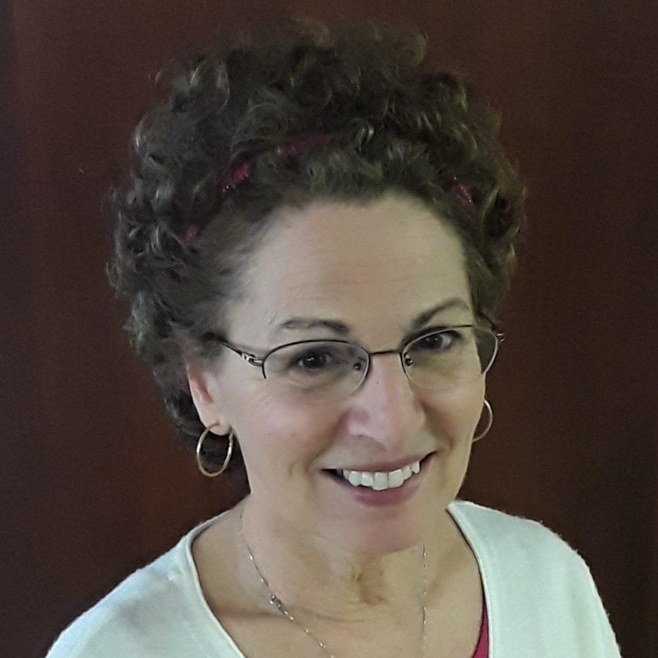 Photo: Fran Pannella Alzheimer's Respite Care Program Manager at CVCJ