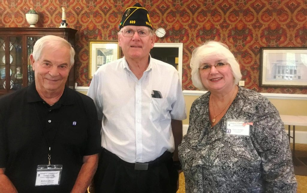 Photo: Veterans to Veterans Caregiver Volunteers of Central Jersey