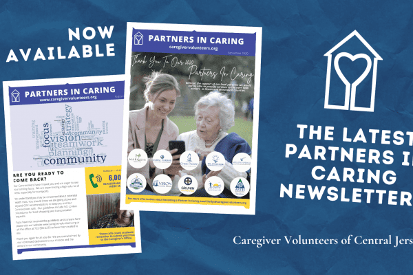 Partners in Caring Newsletters now available
