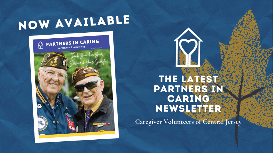 Partners in Caring Newsletter now available