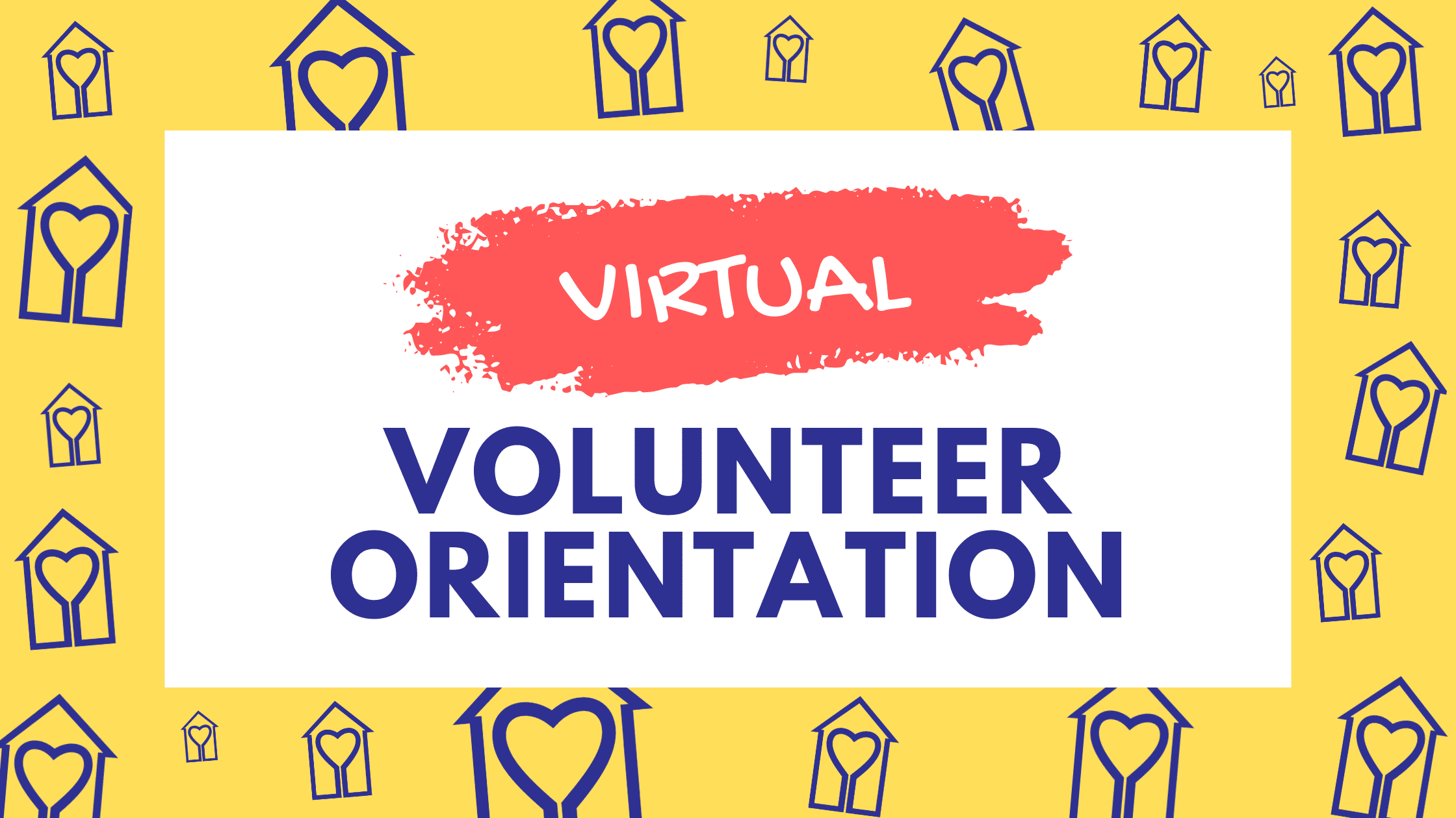 Virtual Volunteer Orientation Caregiver Volunteers of Central Jersey