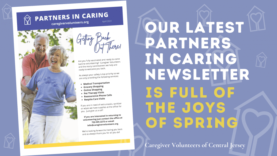 Partners in Caring Newsletter April 2021