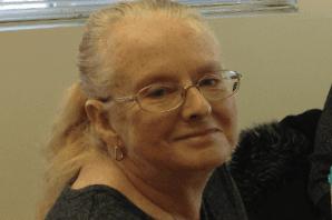 Donna, CVCJ volunteer