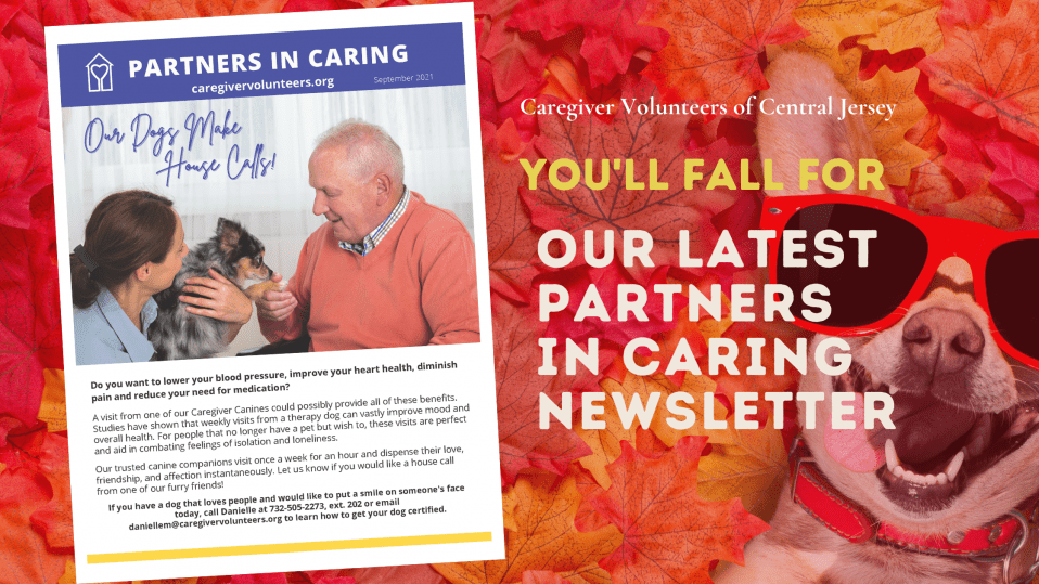 You'll fall for our latest Partners in Caring Newsletter